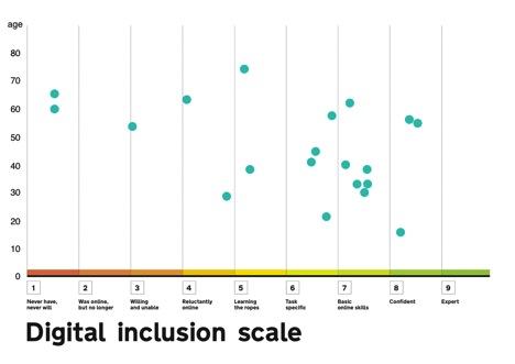 Carers DI scale